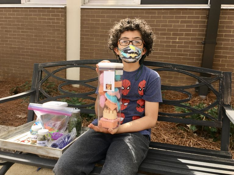 Brookwood Student Gives Back Through Soap Business